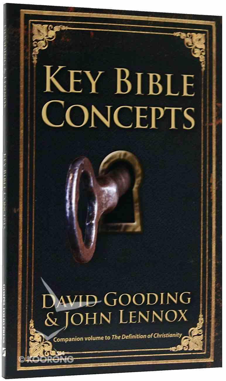 Key Bible Concepts Paperback