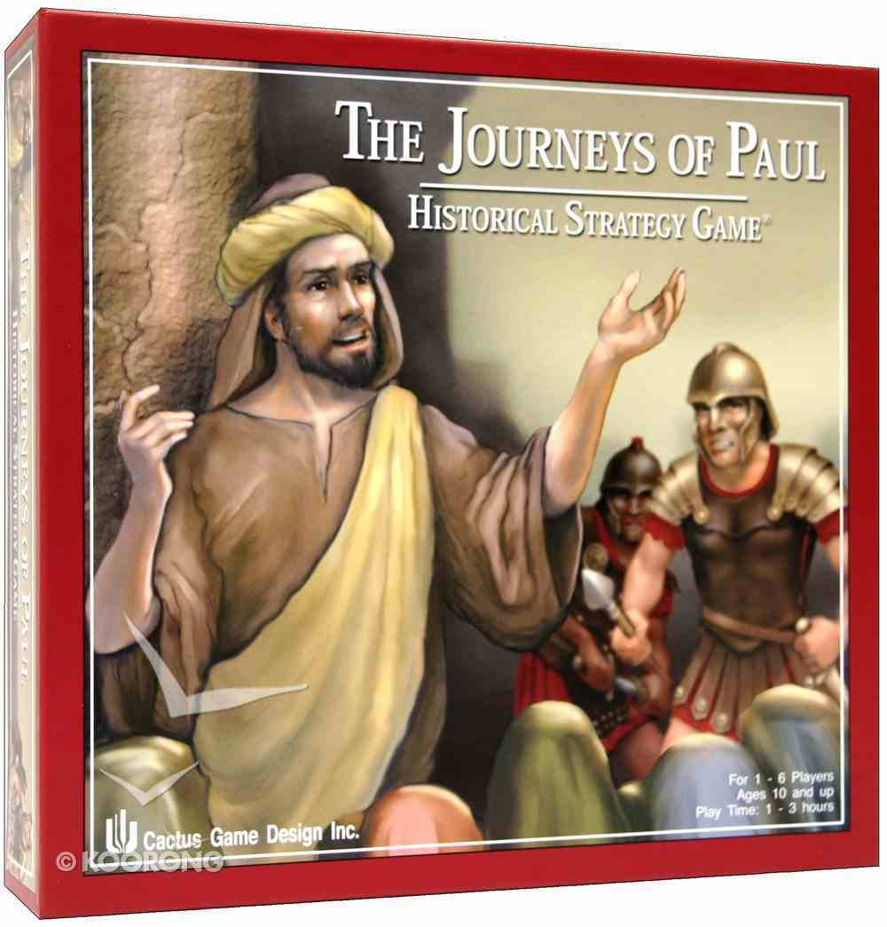 Journeys of Paul (Box Edition) Game