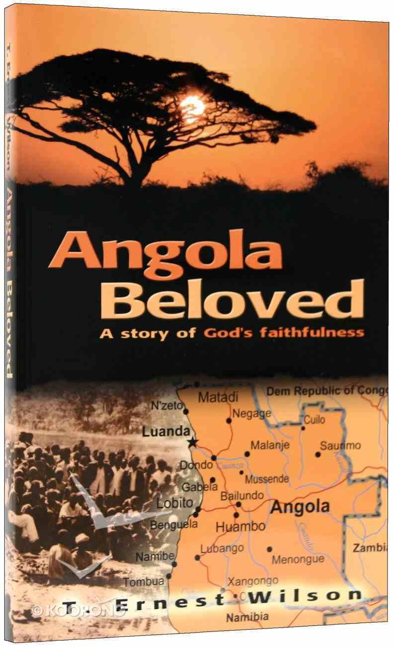 Angola Beloved Paperback