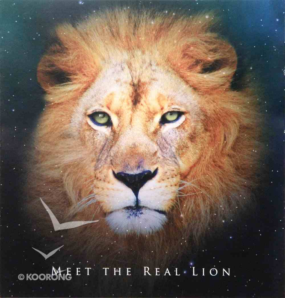 Meet the Real Lion (10 Pack) Booklet