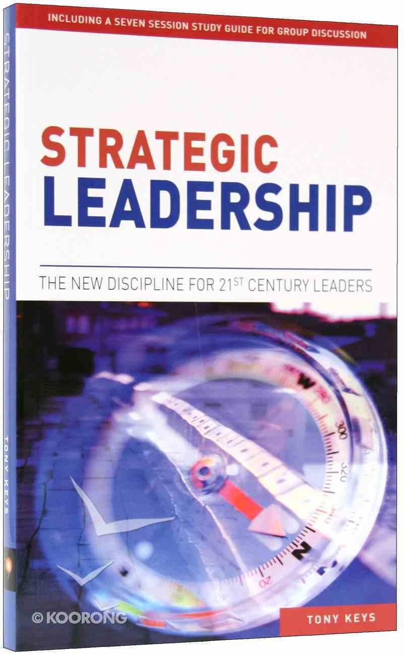 Strategic Leadership Paperback