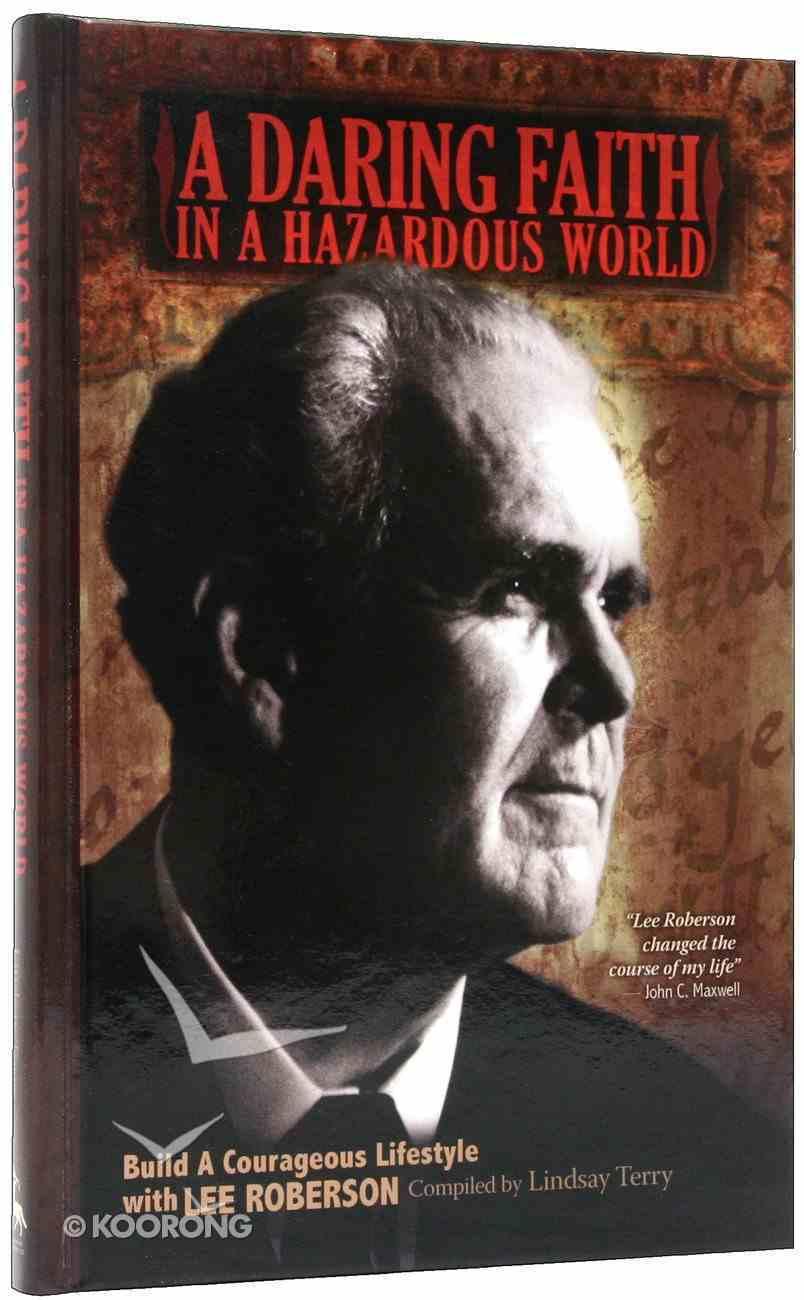 A Daring Faith in a Hazardous World Paperback
