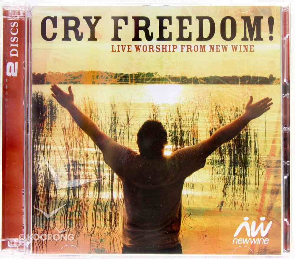 Cry Freedom: Live Worship From New Wine (Double Cd) CD