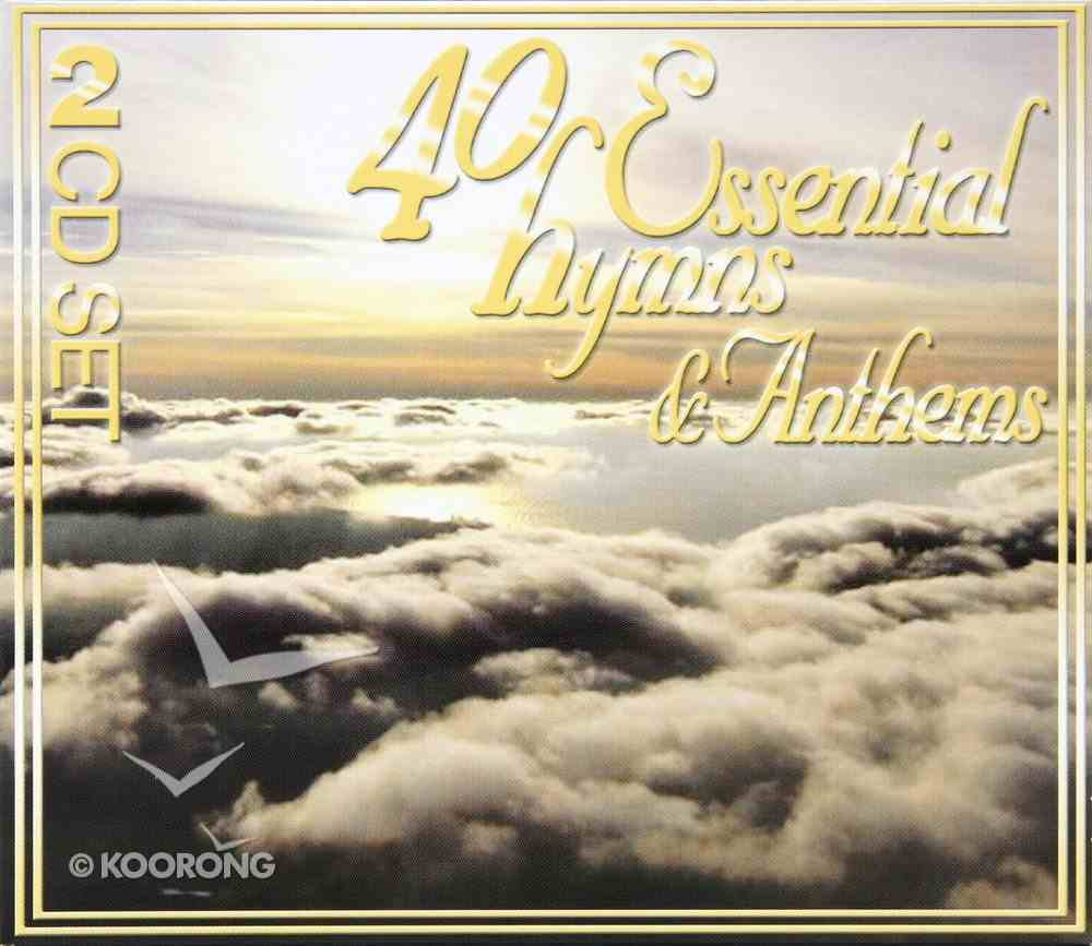 40 Essential Hymns and Anthems CD
