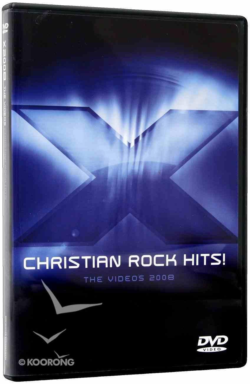 X 2008 DVD