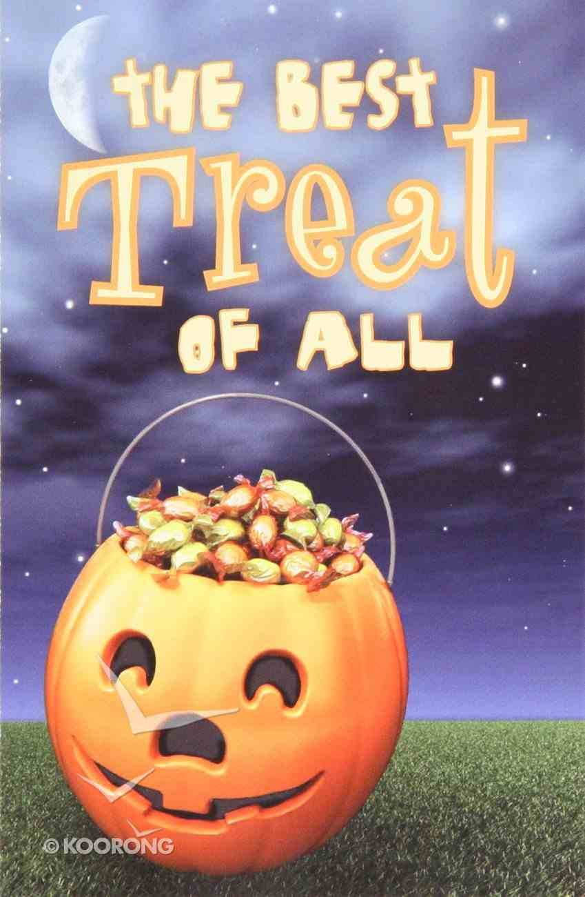 The Best Treat of All (Pack Of 25) Booklet