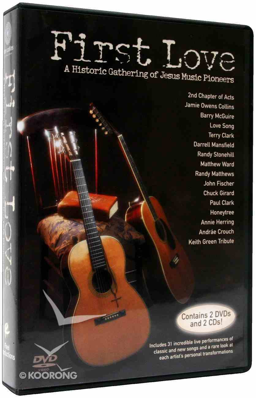 First Love DVD