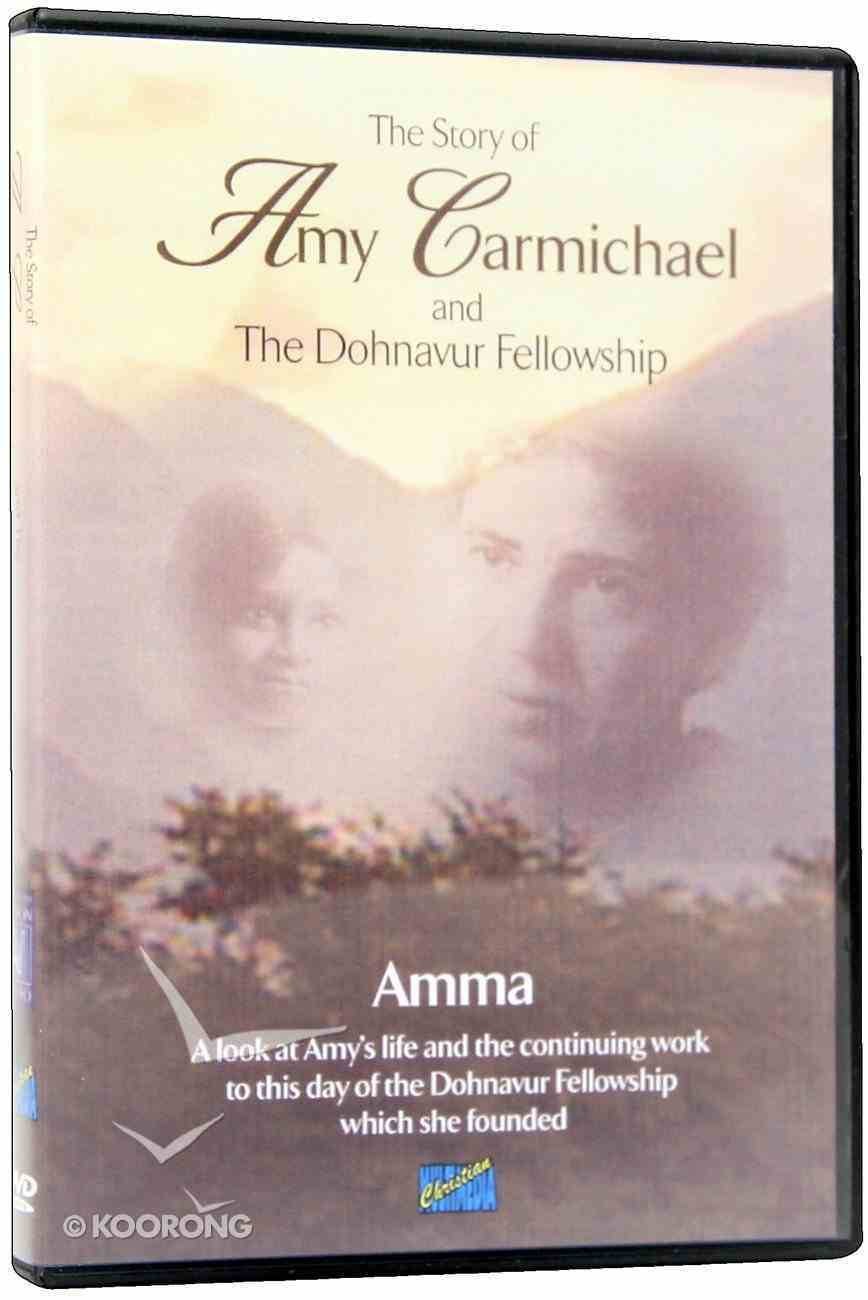 Amma: The Story of Amy Carmichael DVD