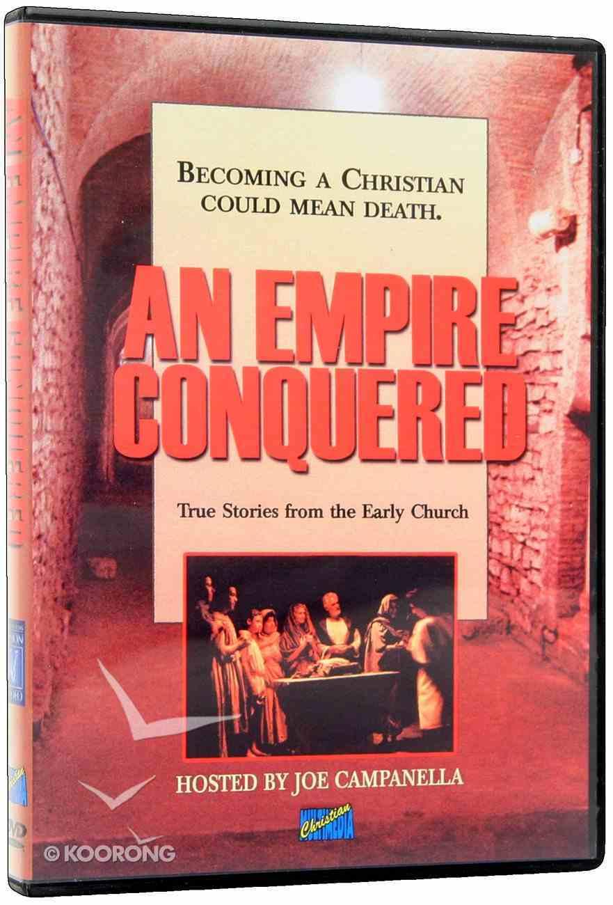 An Empire Conquered DVD