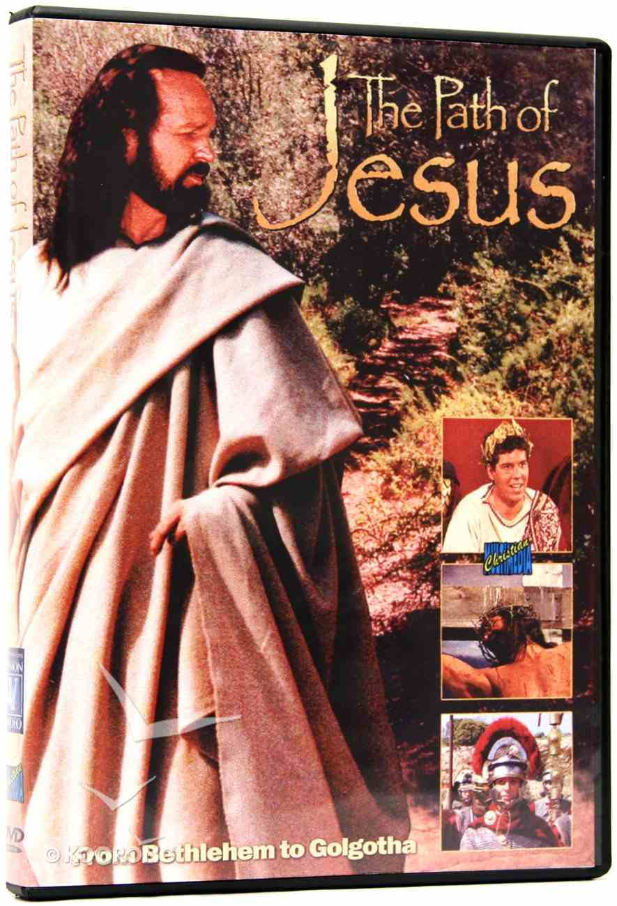 The Path of Jesus DVD