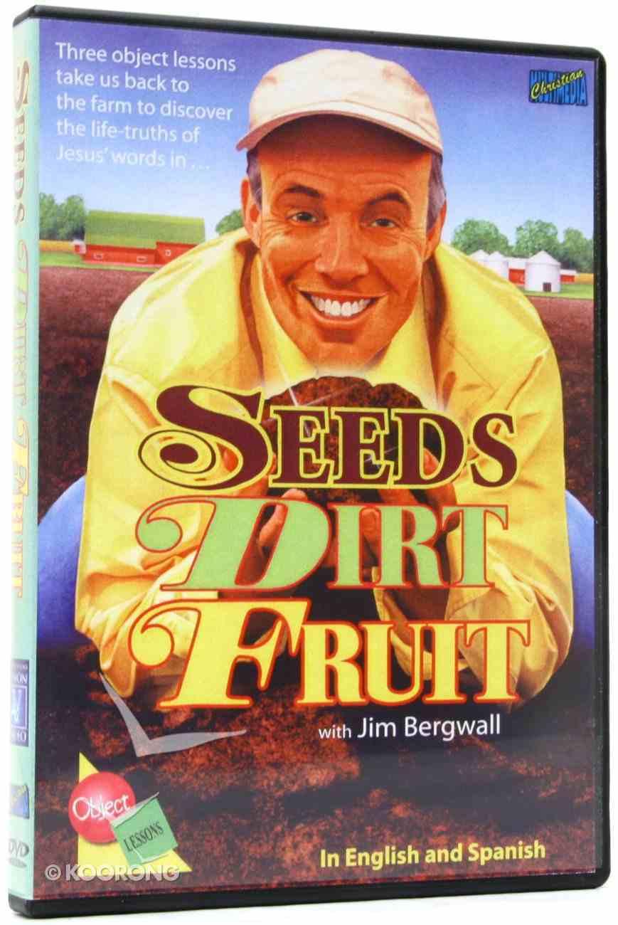 Seeds, Dirt, Fruit DVD