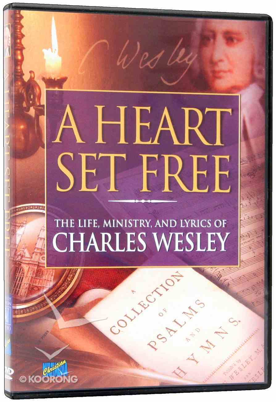A Heart Set Free DVD