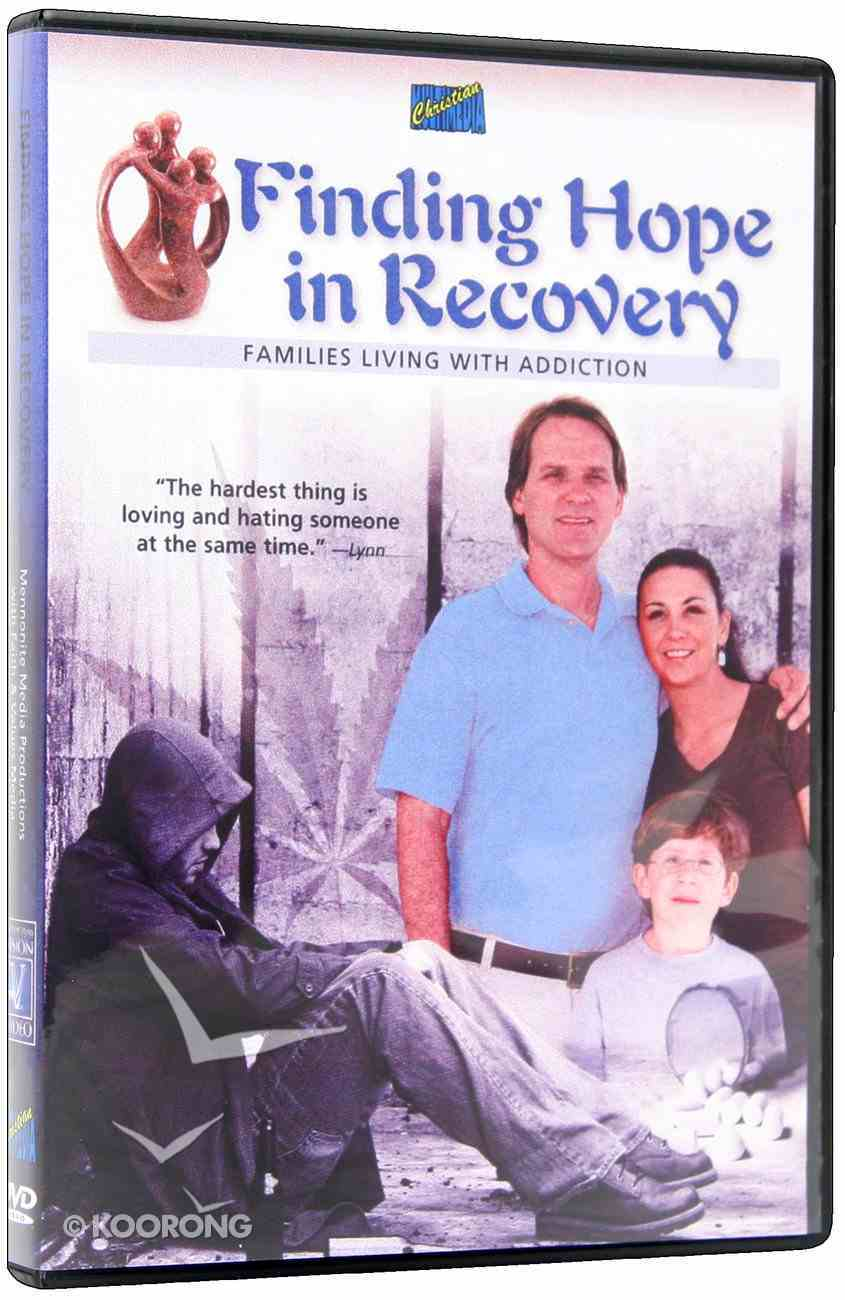 Finding Hope in Recovery DVD