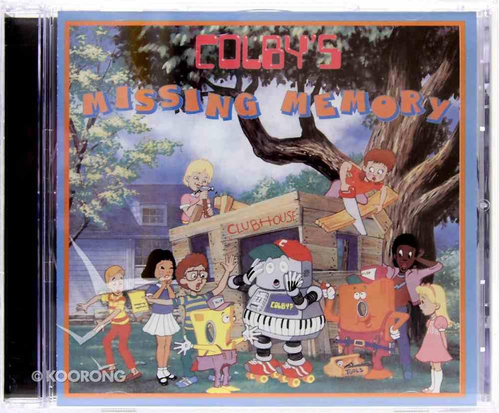 Colby's Missing Memory CD