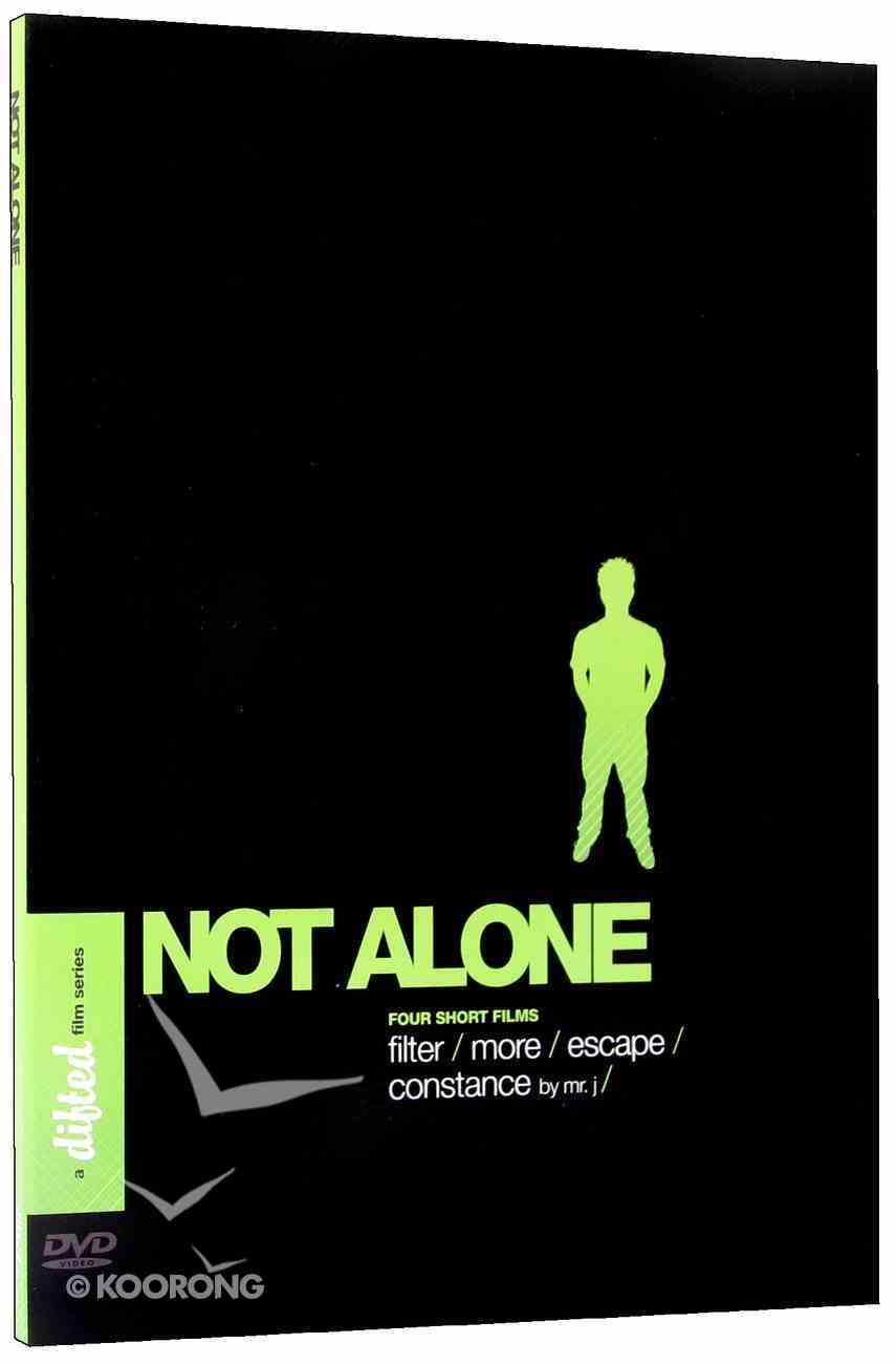 Xxx Church: Not Alone (4 Short Films) DVD
