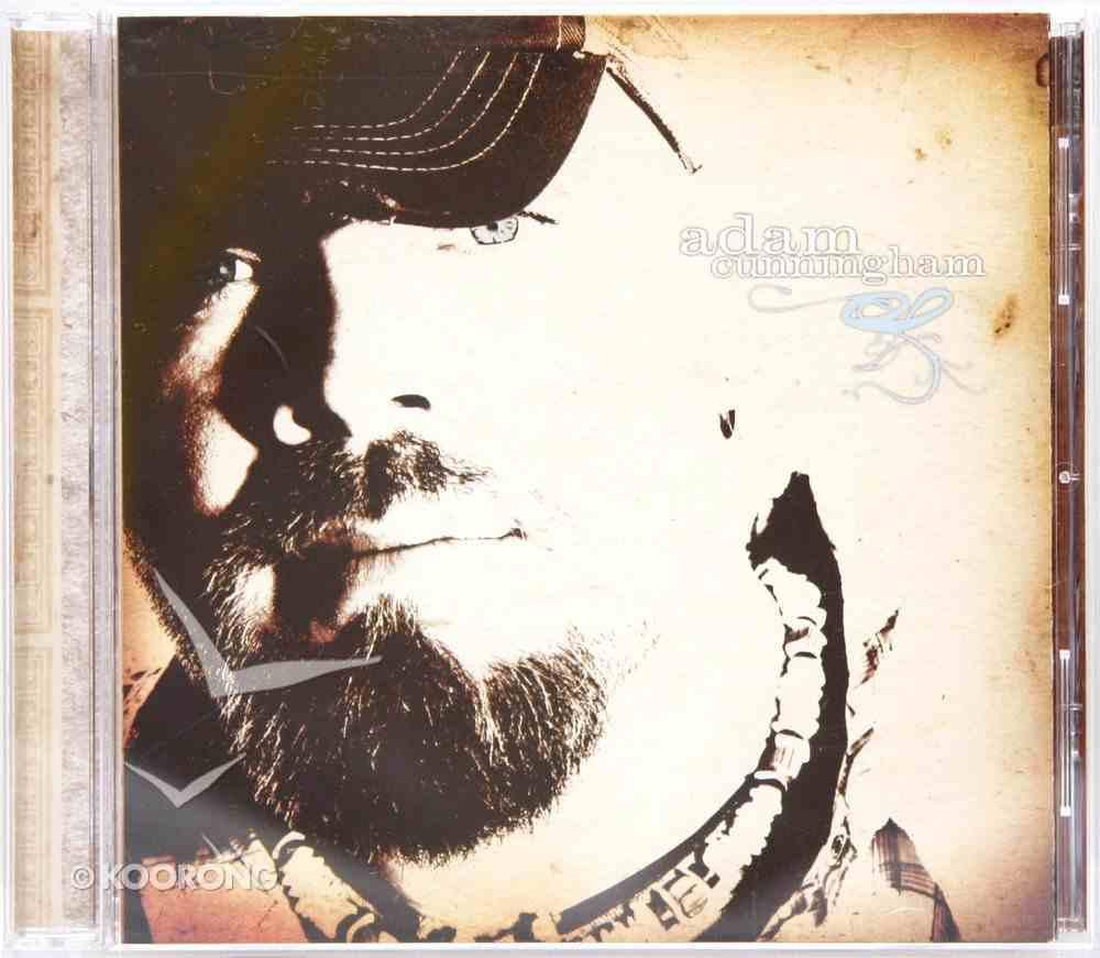 Adam Cunningham CD