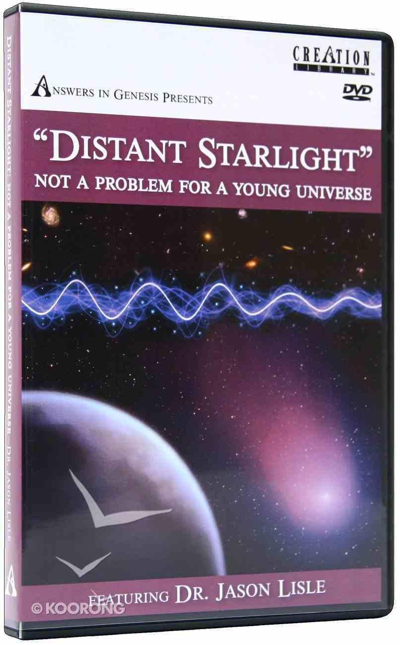 Distant Starlight DVD