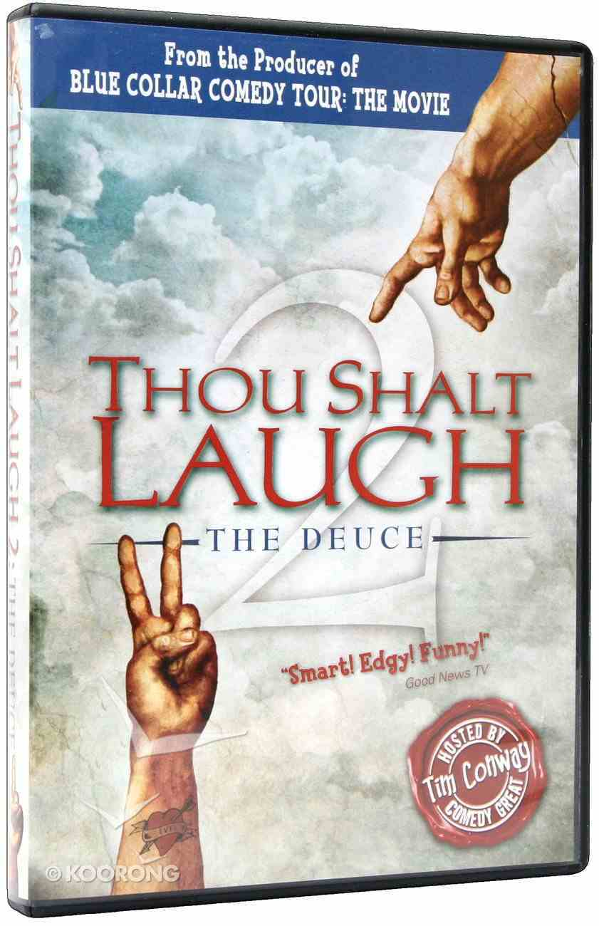 Thou Shalt Laugh #02 (#02 in Thou Shalt Laugh Series) DVD