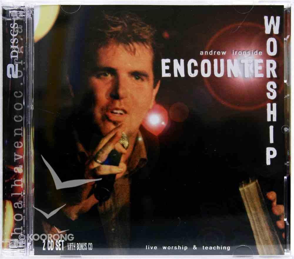 Worship Encounter Volume 1 (Double Cd) CD