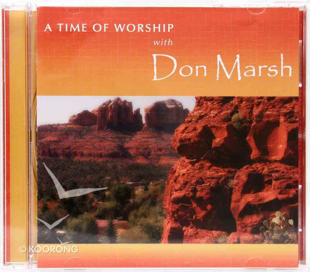 A Time of Worship CD