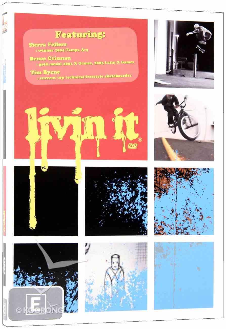 Livin' It (Volume 1) (#01 in Livin' It Series) DVD