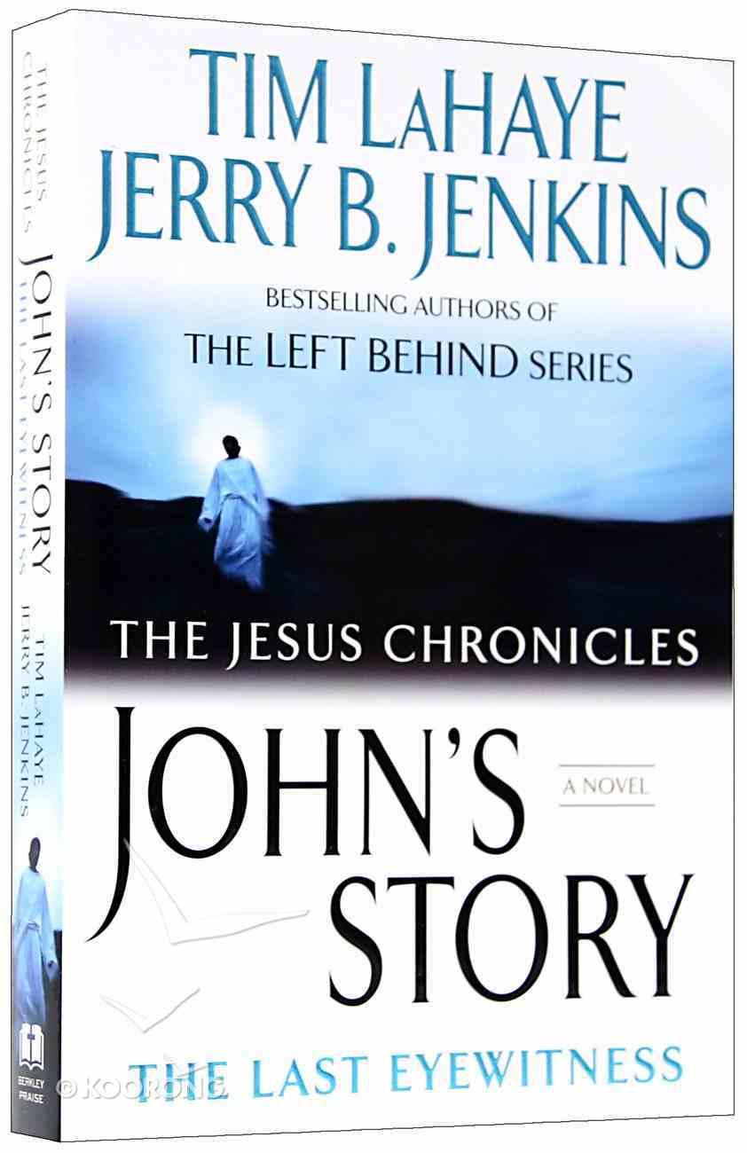 John S Story 01 In The Jesus Chronicles Series By Tim Lahaye Koorong