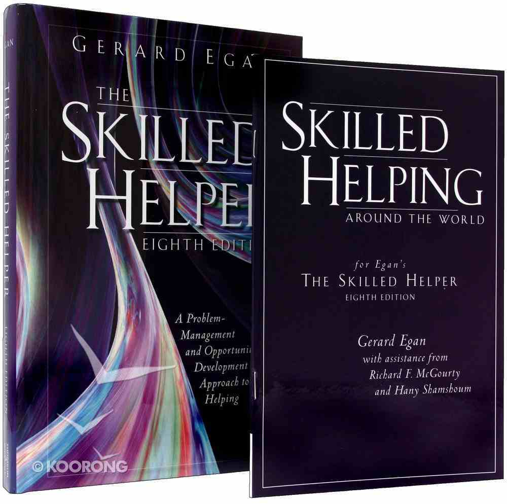 The Skilled Helper (8th Edition) Hardback