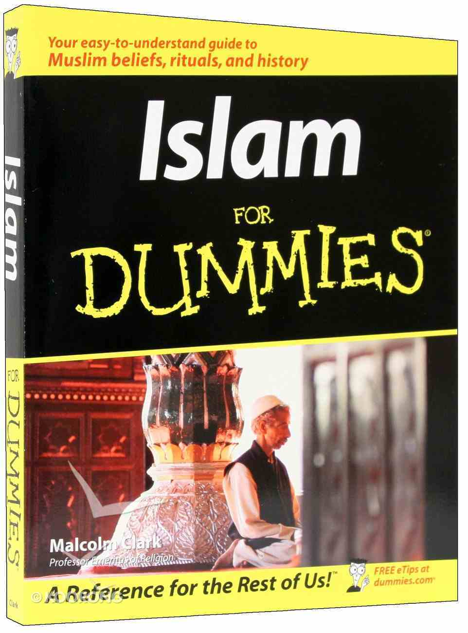 Islam For Dummies Paperback