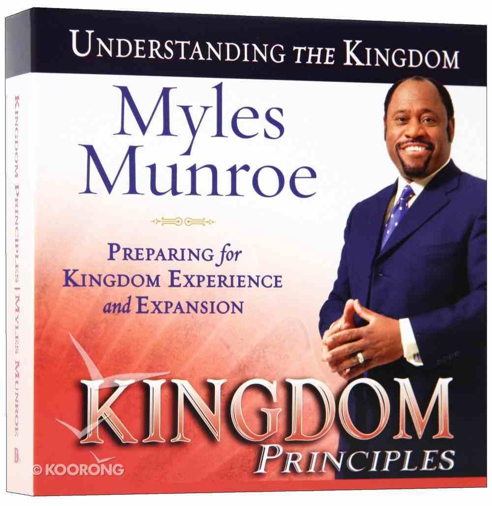 Kingdom Principles CD
