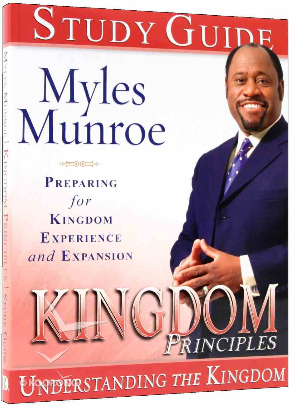 Kingdom Principles 40-Day Devotional Journal (#02 in Understanding The Kingdom Series) Paperback