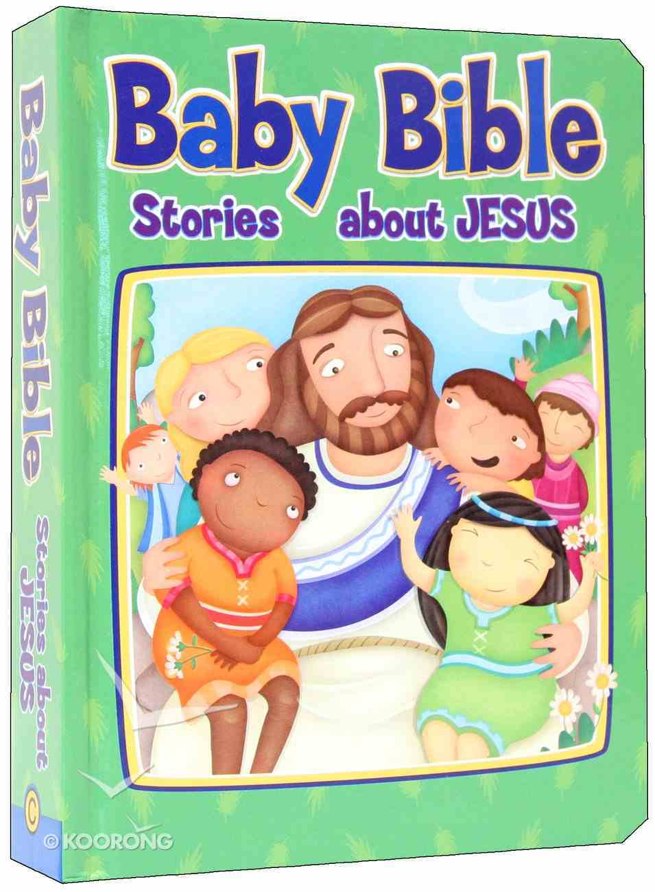 Stories About Jesus (Baby Bible Series) Board Book