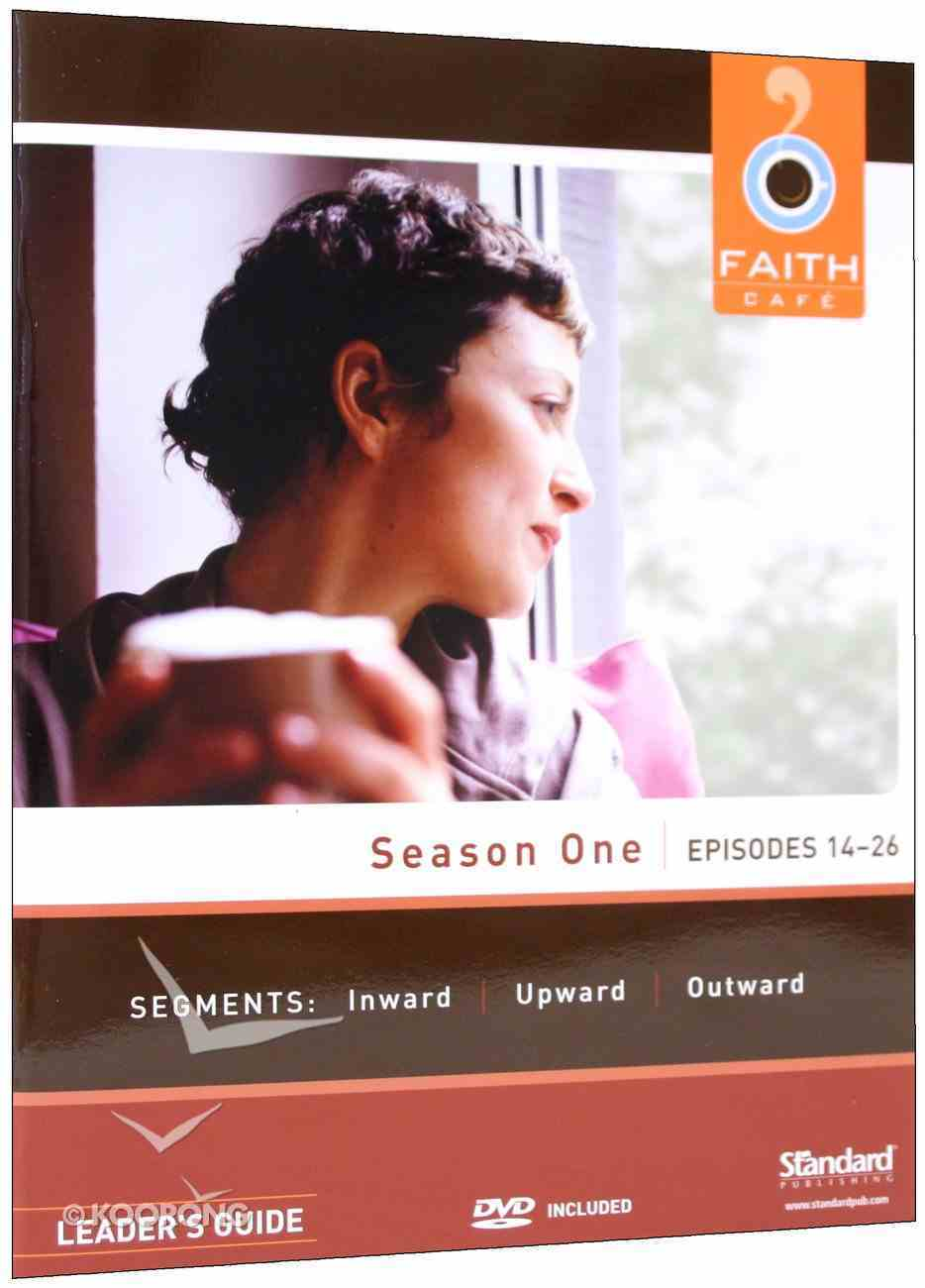 Season One Episodes 14-26 (Leader's Guide) (Faith Cafe Series) Paperback