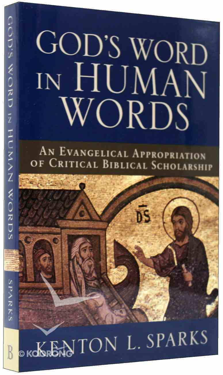 God's Word in Human Words Paperback