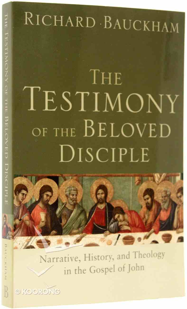 The Testimony of the Beloved Disciple Paperback