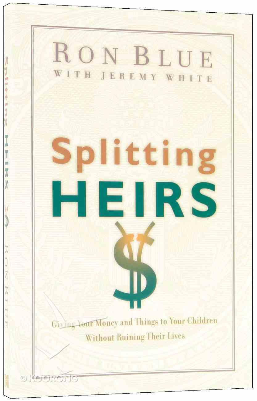 Splitting Heirs Paperback