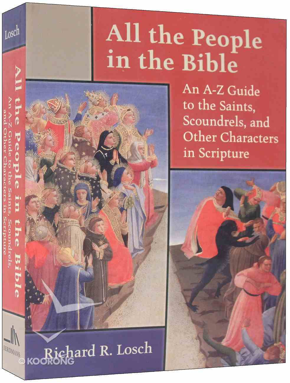 All the People in the Bible Paperback