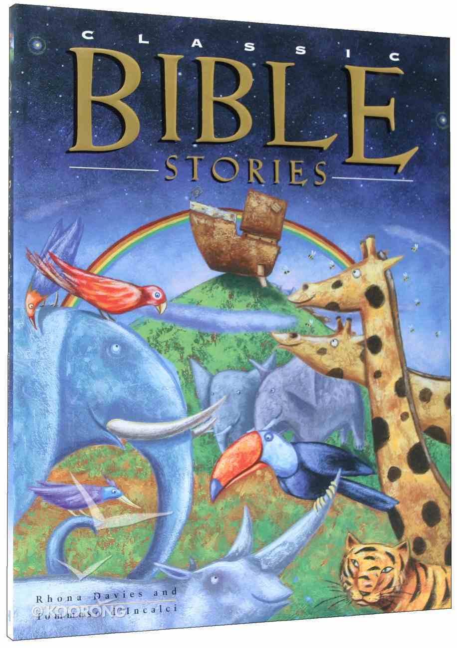 Classic Bible Stories Hardback