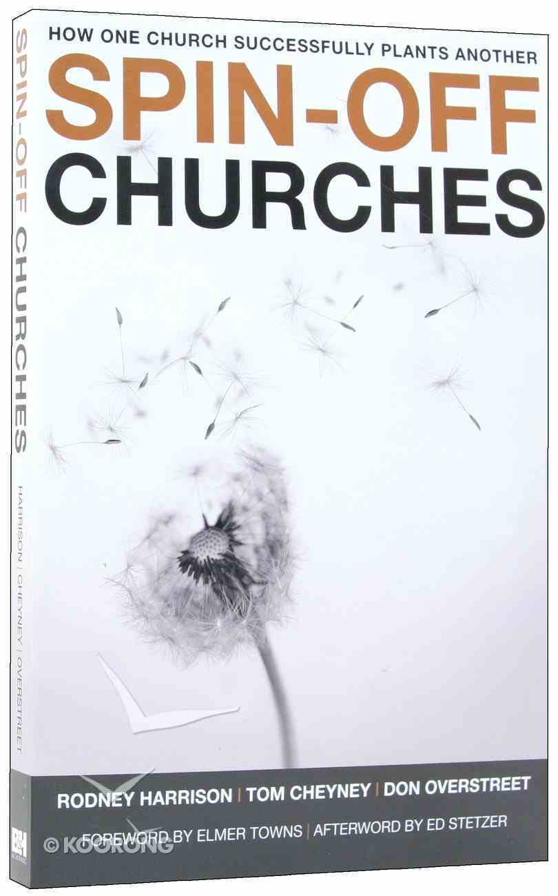 Spin-Off Churches Paperback