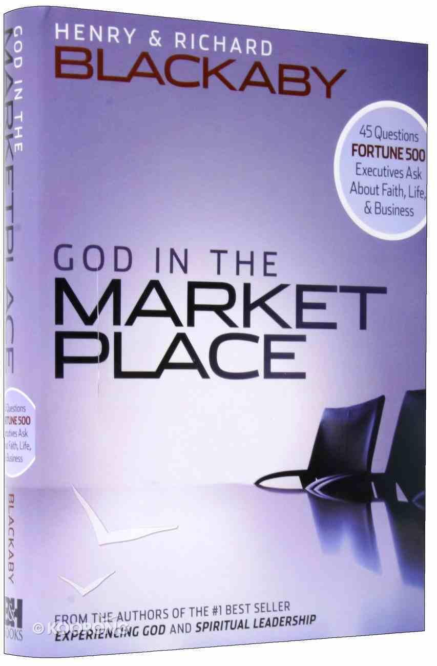 God in the Marketplace Hardback