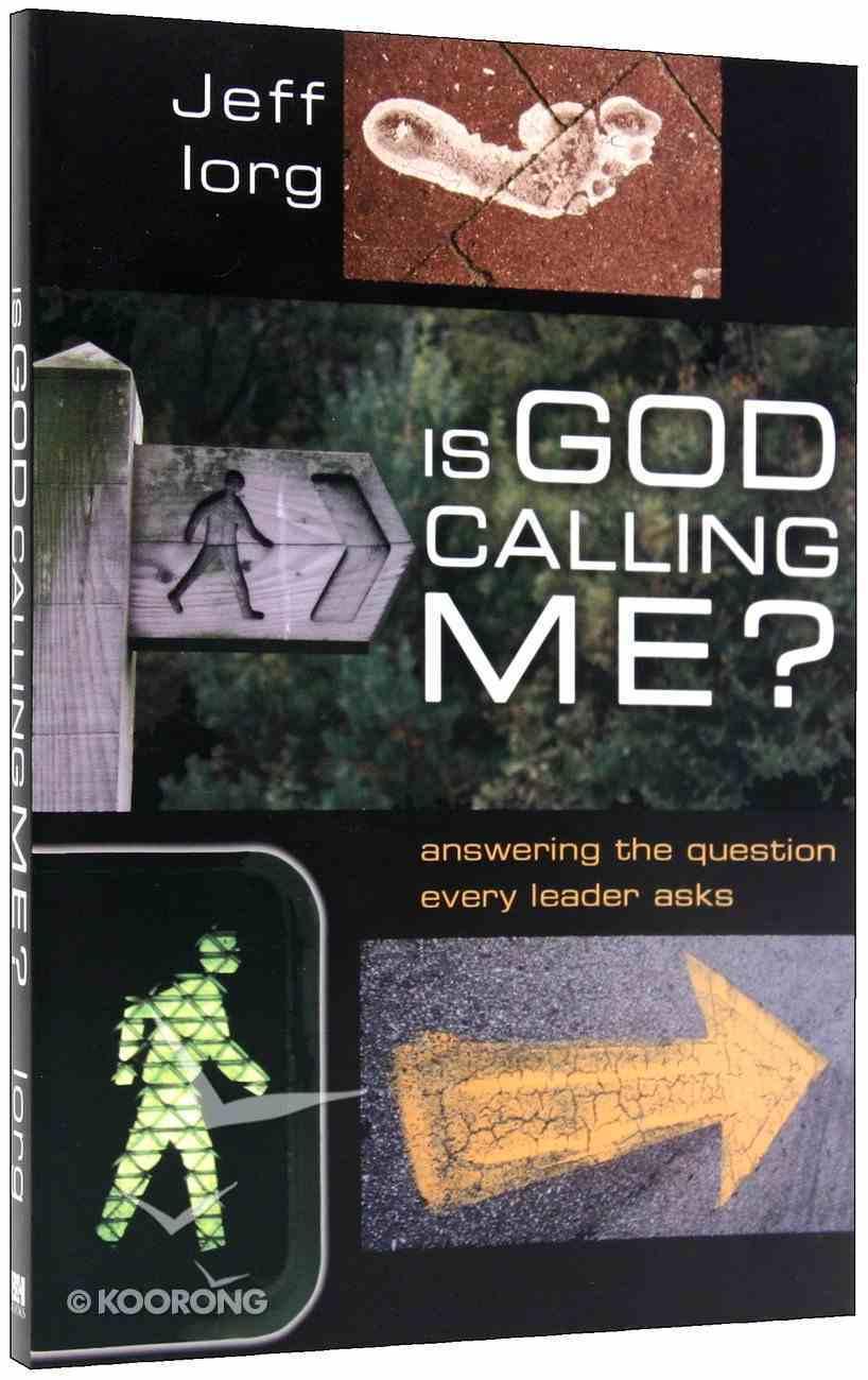 Is God Calling Me? Paperback