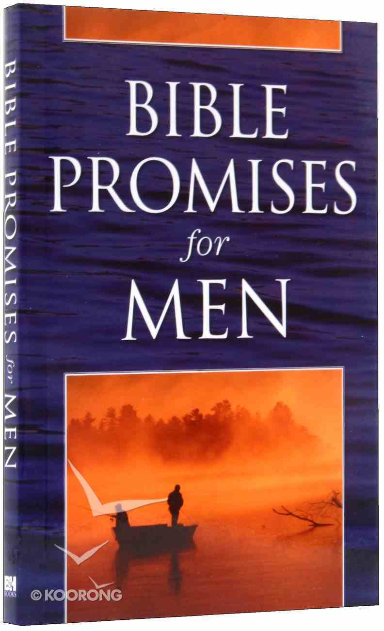 Bible Promises For Men (Hcsb) Paperback