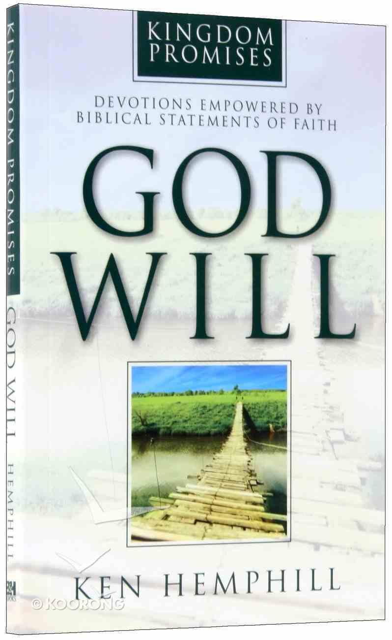 God Will Paperback
