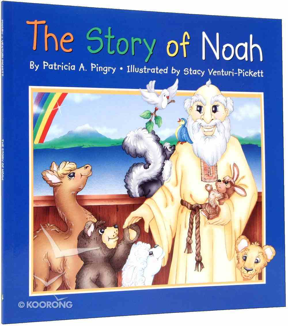 The Story of Noah Paperback