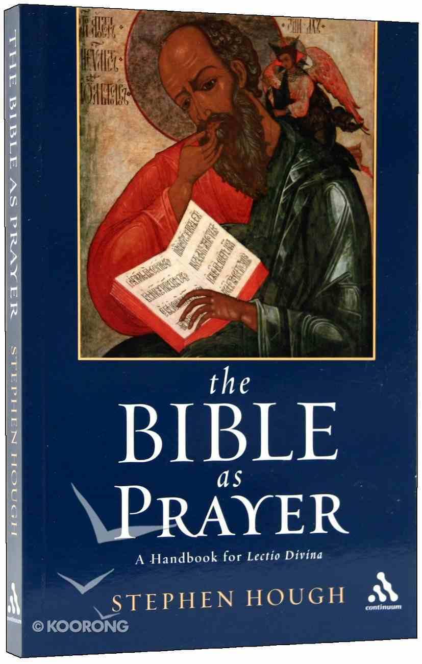 The Bible as Prayer Paperback