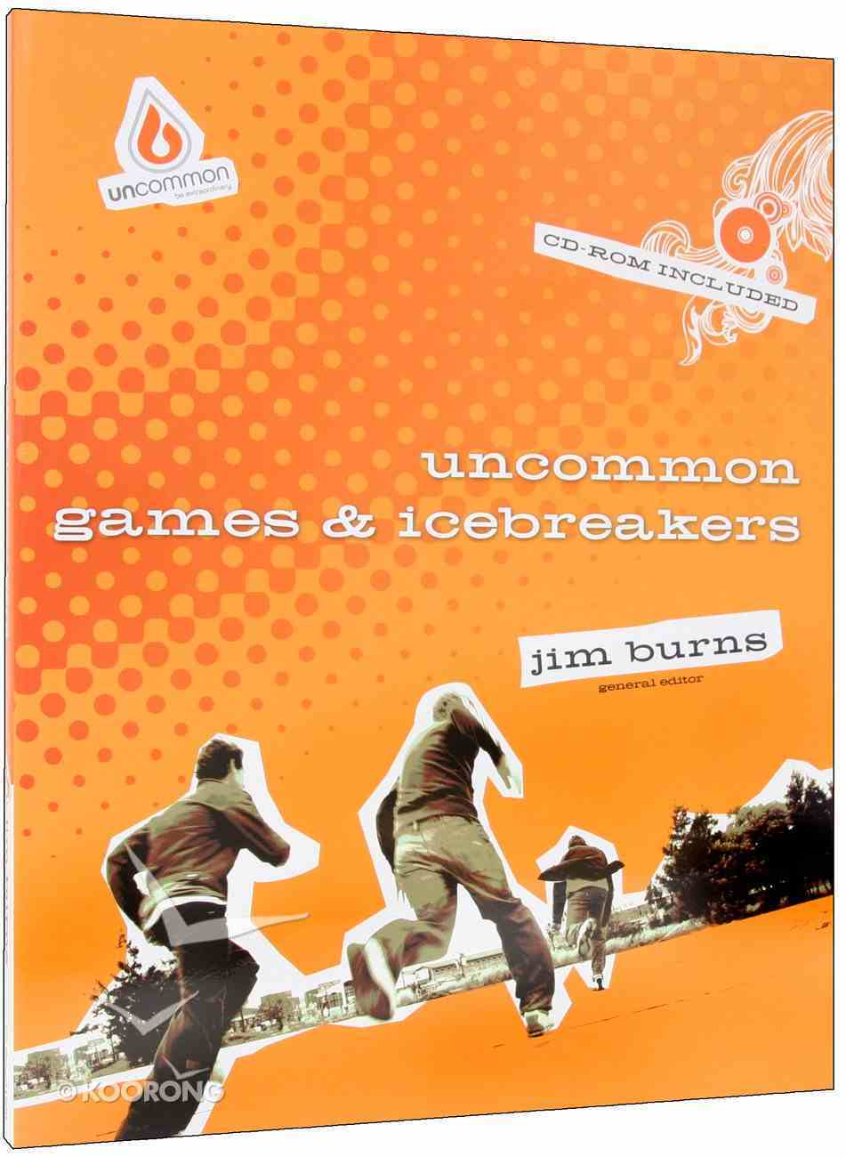 Uncommon Games and Icebreakers Paperback