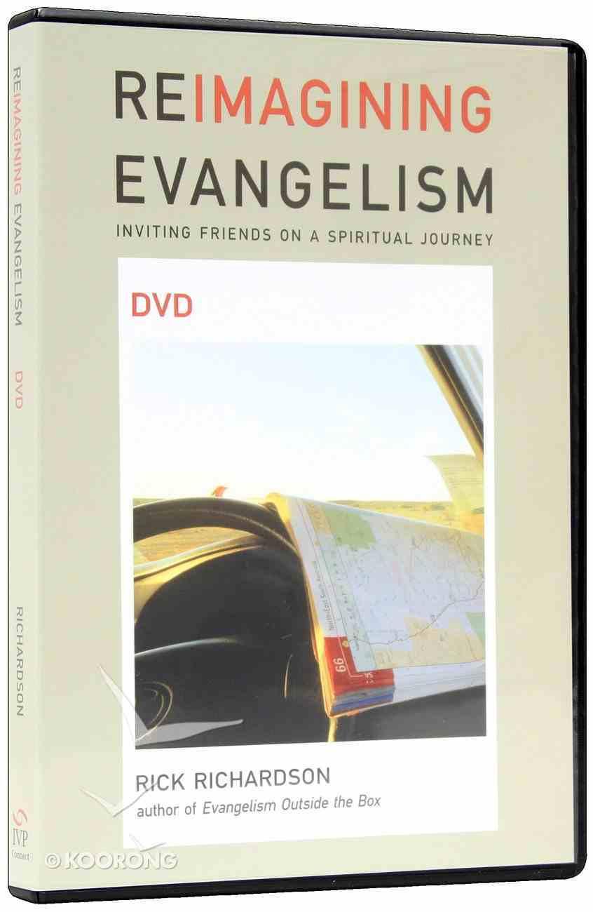 Reimagining Evangelism DVD DVD