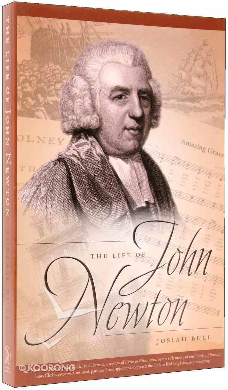 The Life of John Newton Paperback