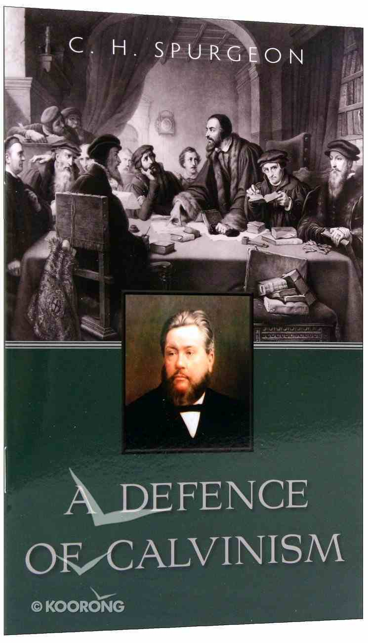A Defence of Calvinism Booklet