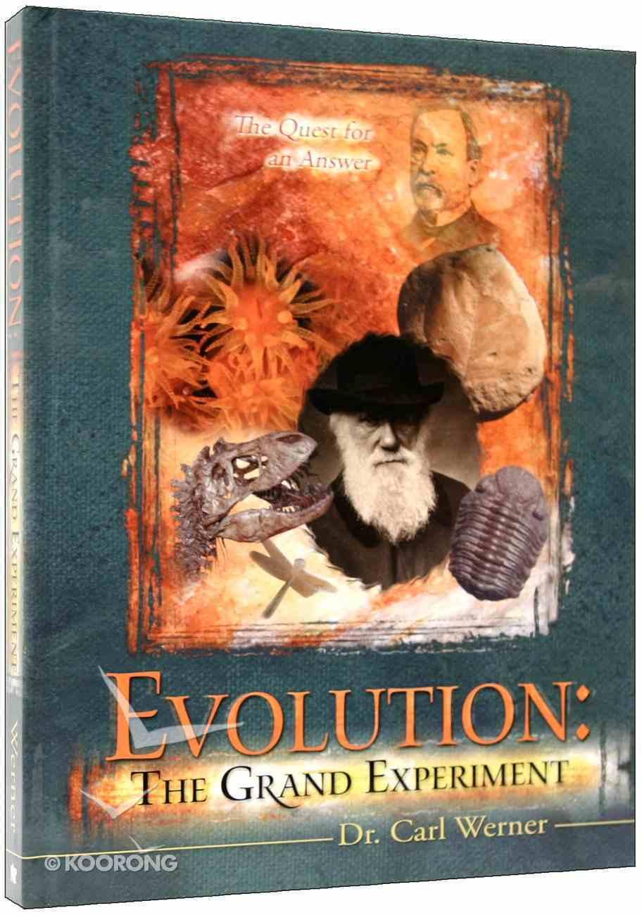 Evolution: The Grand Experiment Hardback