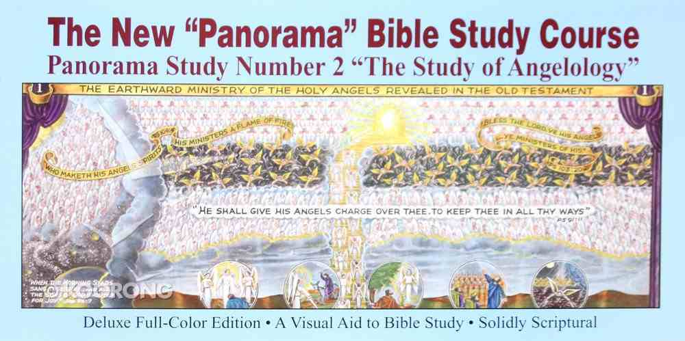 Study of Angelology (#02 in The New Panorama Bible Study Course) Paperback